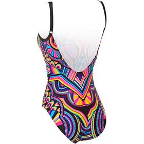 Zoggs Dreamcatcher Deep - Bañador Mujer - Multicolor